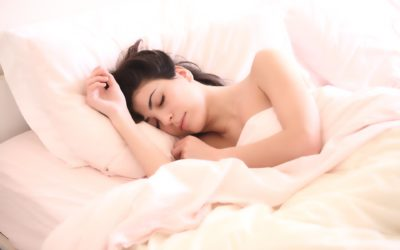 Sleep to a better skin