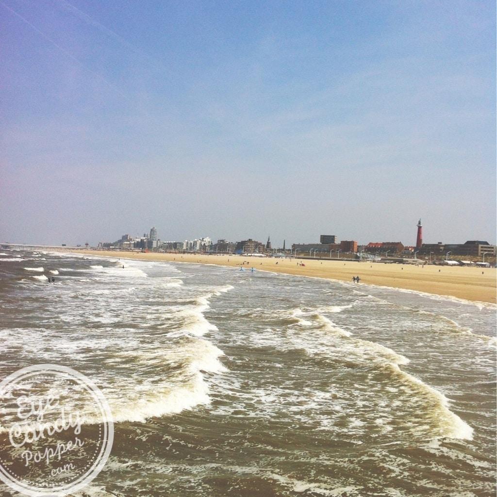 The Hague ocean