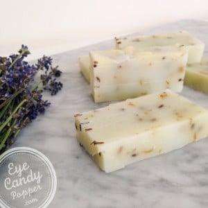 eyecandypopper lavender lemon soap