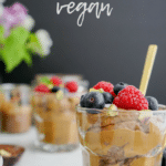 Raw Avocado Chocolate Mousse | Vegan, Refined Sugar-Free, Soy-Free