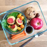 Special kids' lunch edition: Pumpkin frittata (vegetarian)