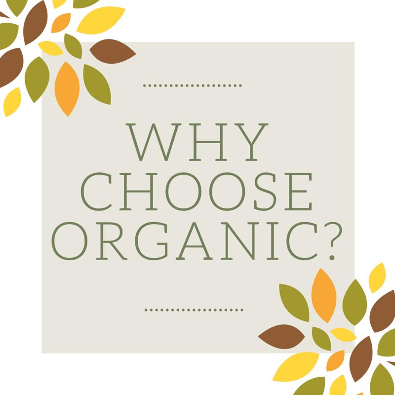 Why Choose Organic logo