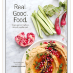 Real. Good. Food. eCookbook on iPad
