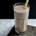 Chocolate Blueberry Smoothie