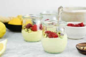 Dairy-Free Lemon Curd