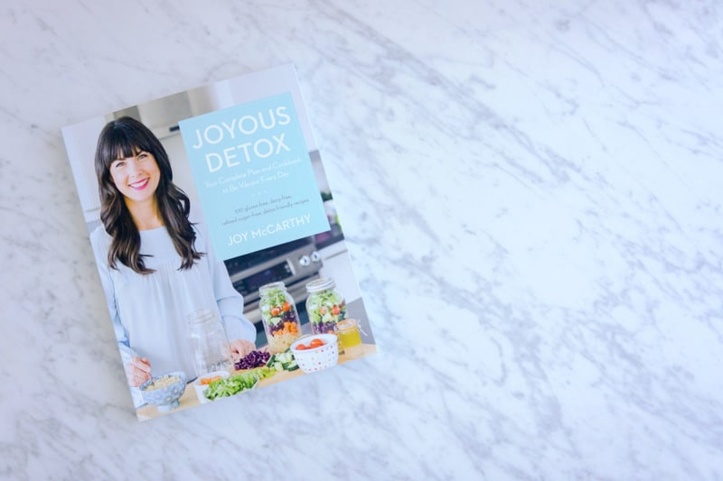 Joyous Detox Cookbook